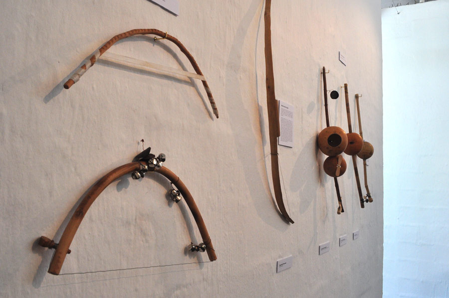 Southern African Mouth Bows