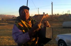 Malefetsane 'Lekholokoe' Mabotsane